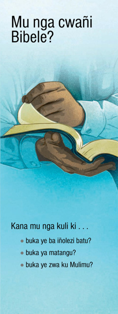 Muunga cwañi Bibele?