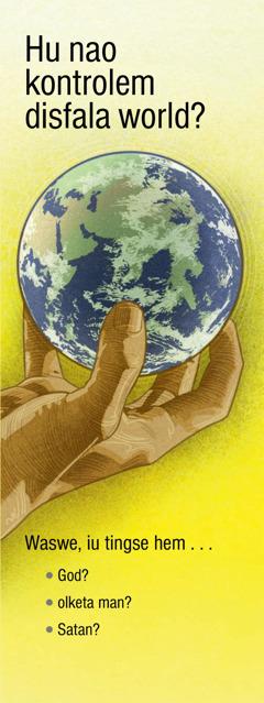 Hu nao kontrolem disfala world?