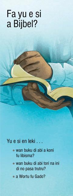 Fa yu e si a Bijbel?