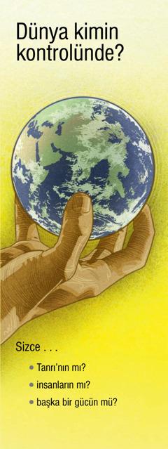 Dünya kimin kontrolünde?