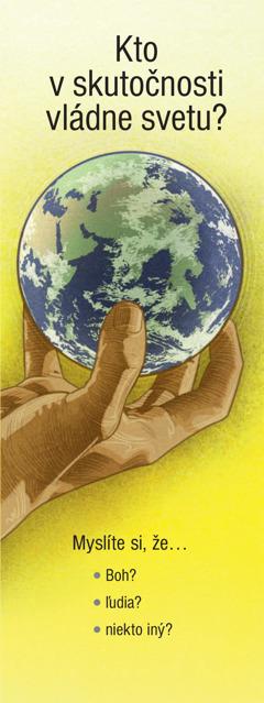 Kto v skutočnosti vládne svetu?