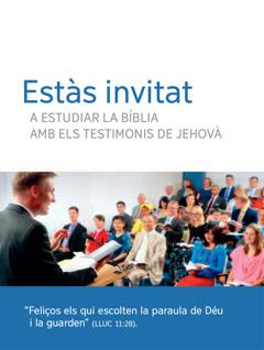 Invitació per ales reunions