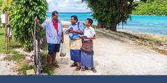 Predicant en Tonga