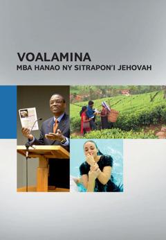 Voalamina mba Hanao ny Sitrapon'i Jehovah