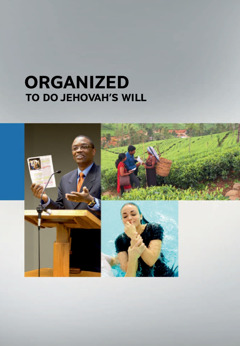 Organized to Do Jehovah's Will