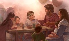Cusihuinni Jesús cayuni respetar bixhoze ne jñaa