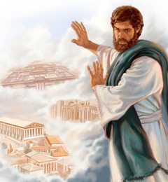 Amokuali kitekiuia Jesús nochin tekiuajyomej itech taltikpak, uan yejua kiixtopeua