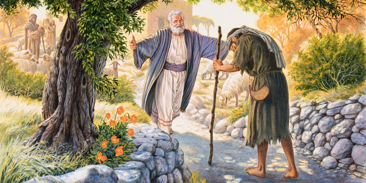 Resultado de imagen para hijo prodigo