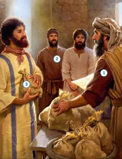 Tuan, hamba-hamba, dan wang yang diamanahkan