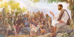 Yezu akulonga na atowereri ace