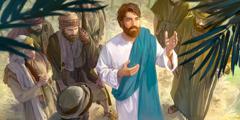 Jesus dá glória ao seu Pai