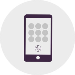 Um telemóvel