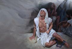 José orando en prisión