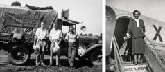 Nɔví sunnu tlɛnnɔ atɔn yì Mawuxó ɖɔ gbé ɖò Australie ɖò 1937; Nɔví nyɔnu tlɛnnɔ ɖé wá fí e è sɛ́ ɛ dó ɖò Mexique é ɖò 1947