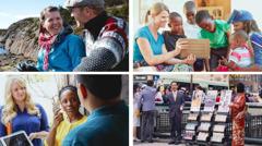 بادشاہت کے مُنادوں کے لیے سکول سے تربیت حاصل کرنے کے بعد بہن بھائی نمیبیا، ناروے، امریکہ اور جاپان میں خدمت کر رہے ہیں۔
