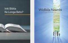 Mukanda 'Inki Biblia Ke Longa Beto?' mpi kamukanda 'Widikila Nzambi mpi Zinga Kimakulu.'