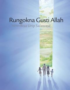 Sampul buku 'Rungokna Gusti Allah Supaya Bisa Urip Salawasé.'
