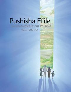 Kipusu kya broshire a 'Pushisha efile bwashi wekale na muwa wa looso.'