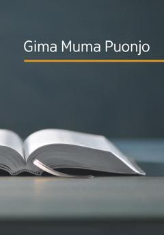 Nyim buk mar 'Gima Muma Puonjo?'
