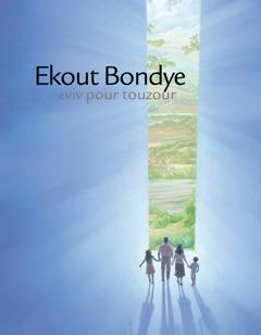 Lo kouvertir brosir 'Ekout Bondye e viv pour touzour.'