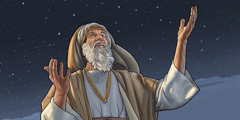 Abrahammi jahua pacha lucerocunata ricucun