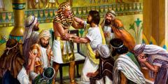 Jozèf ka di frè a-y kimoun i yé; pannansitan, yo ka gadé-y tou étoné.
