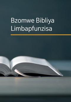 Bukhu lakuti 'Bzomwe Bibliya Limbapfunzisa'