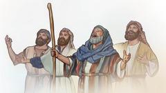 Ko Mose mo se potukau o tino Isalaelu e usu atu a te pese o te manumaloga ki a Ieova.