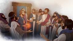 Ko Iesu mo ana apositolo fakamaoni e usu a pese o tavaega ki a Ieova.