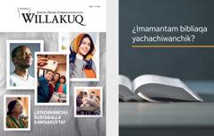 ¿Imamantam bibliaqa yachachiwanchik? niq qillqawan 2020-3 kaq Willakuq qillqa.