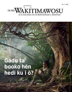 'Di Hei Wakitimawosu' Nö. 3 2018.