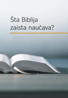 """Knjiga """"Šta Biblija zaista naučava?"""""""