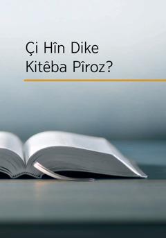 """Kitêba """"Çi Hîn Dike Kitêba Pîroz?"""""""