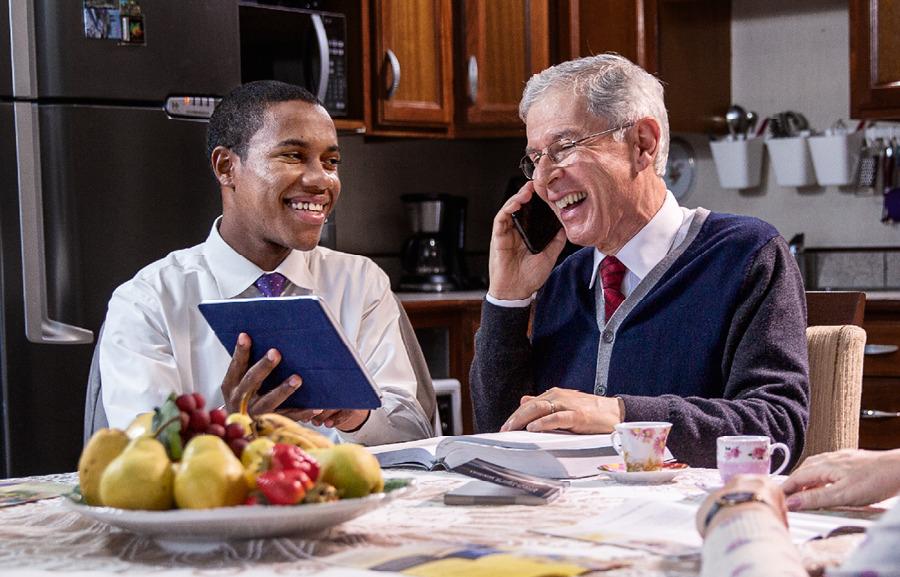 Mejore sus habilidades en el ministerio: Predique por teléfono