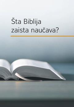 Knjiga Šta Biblija zaista naučava?