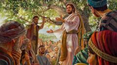 O Iesu lea ua toe faatūina mai ua feiloaʻi ma ona aposetolo ma isi i Kalilaia, ma faatonu i latou e ʻfai tagata ma soo.'
