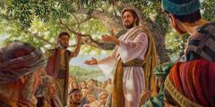 Ko se je Jezus po svojem vstajenju v Galileji srečal z apostoli in drugimi učenci, jim je naročil, naj grejo in pridobivajo učence.