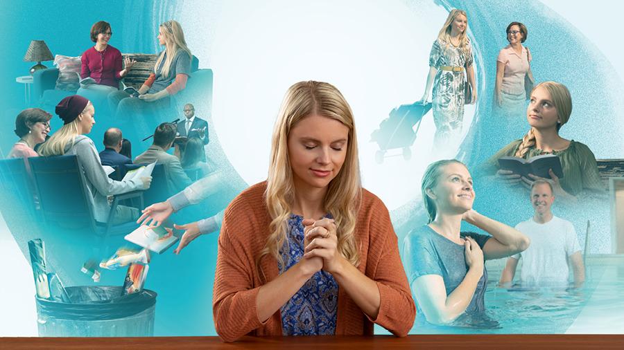 Bist Du Bereit Für Die Taufe Wachtturm Studium