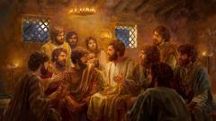 Jesus tmëtmaytyaˈagyë yˈapostëlëty diˈib kyaj myastutëdë.
