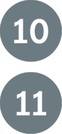 Profecitë 10 dhe 11.