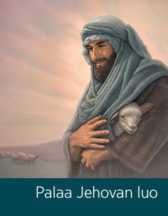 """Kirjanen """"Palaa Jehovan luo""""."""