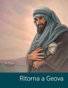 L'opuscolo 'Ritorna a Geova'.