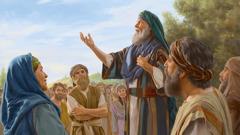 Je Moisés kitsoyale chjota israelita je kjoajnda xi Jeobá kitsoyale.