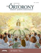 Őrtorony – Tanulmányozásra szánt kiadás, 2021.január.