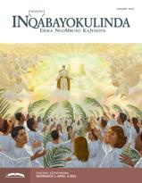 INqabayokulinda Efundwayo KaJanuary 2021.