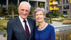 Stiven və Ann Hardi.