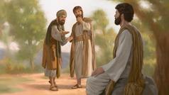 Filipu ali na ku kaniamesa Natanele a ka tantekeye Yesu na tumama ha hiehi navo.