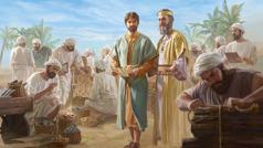 Rey Davidqa wawan Salomonman rikuchishan imaswanchus templo ruwakunanta.
