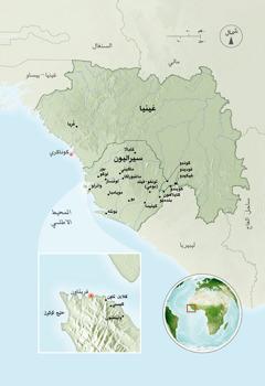 الخريطتان في الصفحة ٨٣
