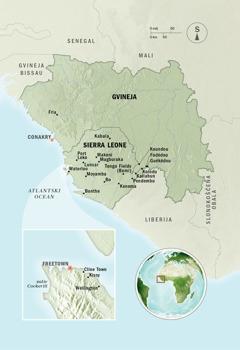 Zemljevidi na strani